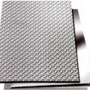 Лист рифленый ст3 - 3х1250х2500 фото