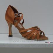 Туфли для бальных танцев Dancemaster мод.1416 фото