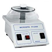 Мини центрифуга/вортекс Микроспин FV-2400 фото