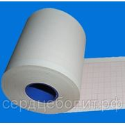 Термобумага для ЭКГ 55 мм x 25м x 12мм рулон сетка вн./нар.