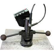Измеритель прочности ячеистого бетона ПОС-50МГ4-2ПБ фотография