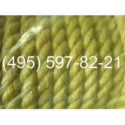 Канат (верёвка) джутовая 30 фото