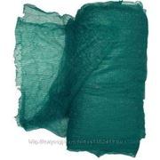 Сетка фасадная зелёная (вес 13 кг., разм. - 4х100 м.) фото