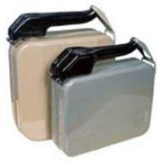 Канистра стальная для ГСМ 10 литров фото