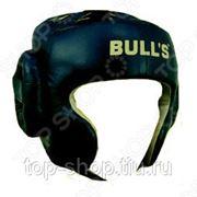 Шлем боксерский ATEMI HG-11019 черный. Размер: M