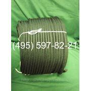 Веревка плетеная фаловая д10 фото