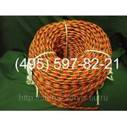 Веревка плетеная д8 фото