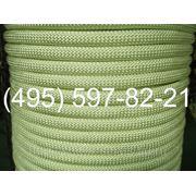 Веревка плетеная полиамидная высокопрочная д16 фото