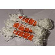 Веревка бытовая 5мм синтетическая, бельевые веревки в ванную фото