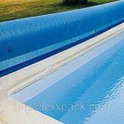 Бассейновая воздушно-пузырчатая пленка ширина 1,5 м. фото