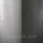 Воздушно пузырчатая пленка - двухслойная ширина ролика 120 см. длина намотки 50 м. фото