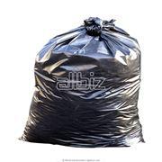 Мешки мусорные фото