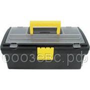 """Ящик для инструмента пластиковый 16"""" 40,5x21,5x16см фото"""