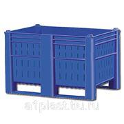 Крупногабаритный пластиковый контейнер