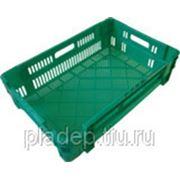 Ящик пластиковый универсальный. Размер 600х400х160 мм на заказ фото