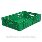 Ящик пластиковый для овощей 600x400x140