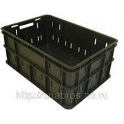 Ящик пластиковый колбасный 600*400*260