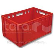 Ящик пластиковый мясной Е3 фото