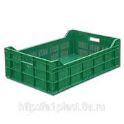 Фруктовый морозостойкий пластиковый ящик
