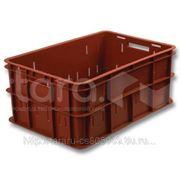 Ящик пластиковый колбасный арт. 202