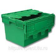 Универсальный конусный пластиковый ящик фото