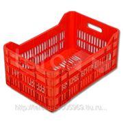 Ящик пластиковый арт. 0115 фото