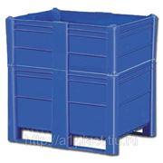 Двойной пластиковый контейнер Big Box