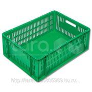 Ящик пластиковый арт. 0155 фото