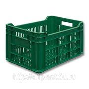 Ящик пластиковый для фруктов фото