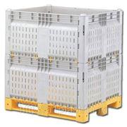Двойной контейнер разборный фото