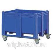 Крупногабаритный контейнер на колесах фото