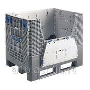 КОЛОКС крупногабаритный контейнер с крышкой и комплектом замков фото