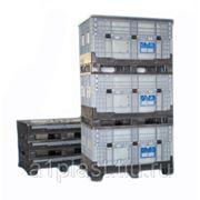 Крупногабаритный складной контейнер