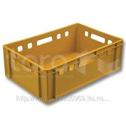 Ящик пластиковый мясной Е2 фото