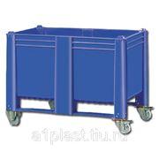 Крупногабаритный контейнер на колесиках фото
