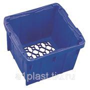 Пластиковый ящик Тетра-рекс для молочной продукции