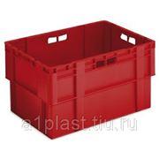Ящик пластиковый с направляющими фото