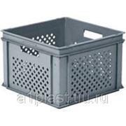 Перфорированный пластиковый ящик РАКО