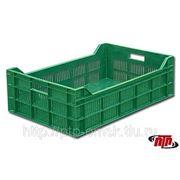 Ящик пластиковый плодовоягодный
