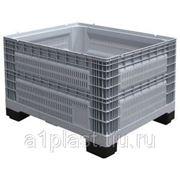 ПАЛОКС крупногабаритный контейнер пластиковый фото