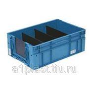 ЕВРОТЕК пластиковый ящик с направляющими