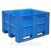 Крупногабаритный контейнер фото