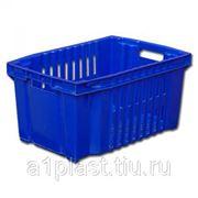 Ящик пластиковый фото