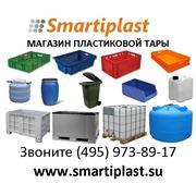 Промышленная пластиковая тара