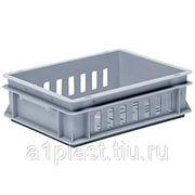 Перфорированный пластиковый ящик РАКО фото