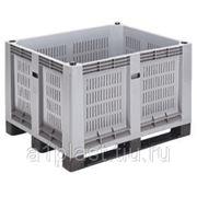 Пластиковый контейнер ПАЛОКС для больших грузов фото