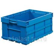 Пластиковый контейнер складной фото