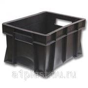 Ящик пластиковый универсальный фото