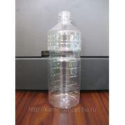 Бутылка ПЭТФ 0.9л с крышкой фото