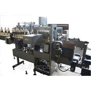 Автомат групповой упаковки в картонную гофротару АГФ- 550 фото